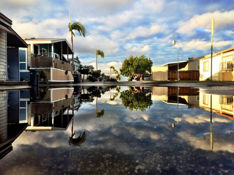 puddles-in-carson-california-after-a-rainstorm-MBBYJ9H